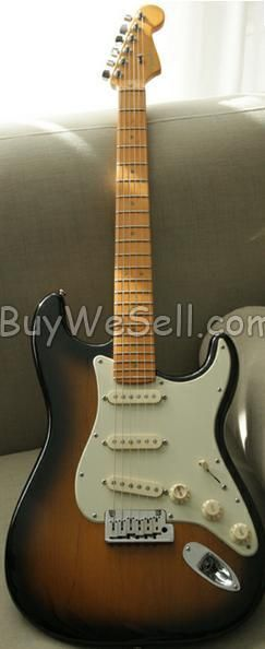 Fender Stratocaster guitar. Great condition.