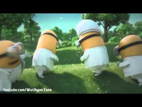 Despicable Me 2 - Minions - I Swear [Official Music Video]