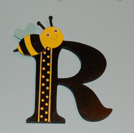Items Similar To Custom Wooden Letters