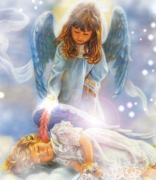 Sandra Kuck | ANGELS | Pinterest