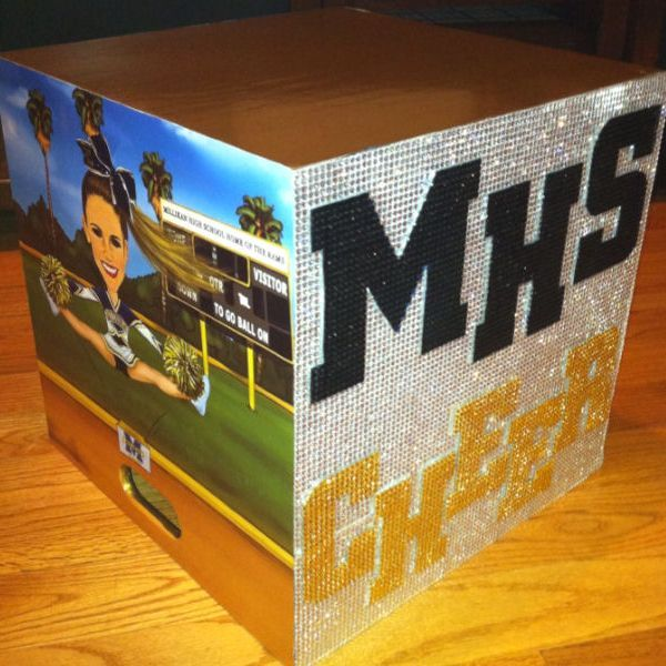 The ultimate cheer box!