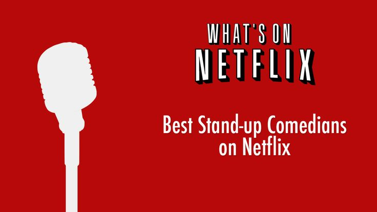 Top Five British Stand-Up Comedians on Netflix