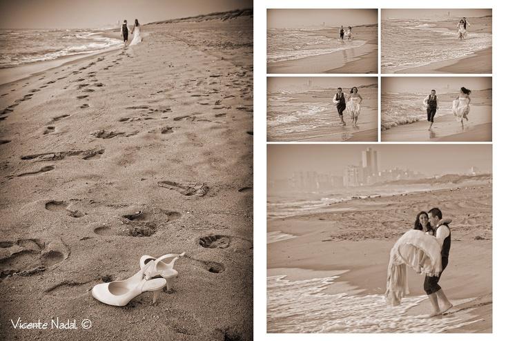 Vicente Nadal - Fotografo: Boda Isabel y Quique: un toque original