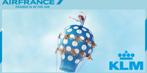 Air France e KLM Com Passagens A Partir De US$ 729,00 - Mega Roteiros. Dicas dos melhores destinos do mundo Chegou a hora de viajar! A Air France e a KLM deram início às suas promoções semestrais de passagens aéreas, com tarifas a partir de US$ 729 na classe Economy, saindo do Brasil para vários destinos da Europa.  Air France Pela campanha Oh LaLa Deals da Air France, tarifas de ida e volta em classe...  Leia mais em: http://megaroteiros.com.br/air-france-e-klm-pass