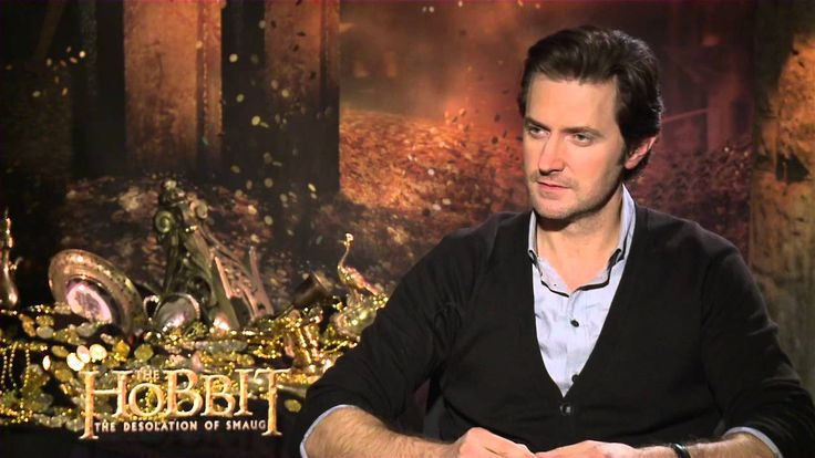 "The Hobbit: The Desolation of Smaug: Richard Armitage ""Thorin"" Official ..."