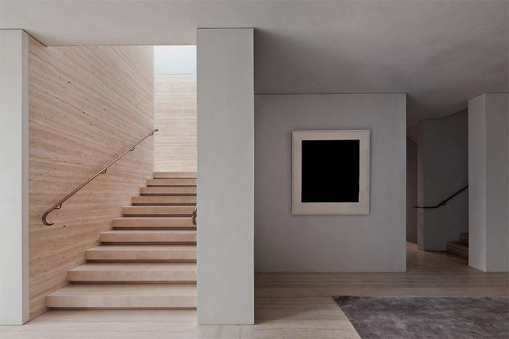 David Chipperfield Architects | Private House, Kensington, London