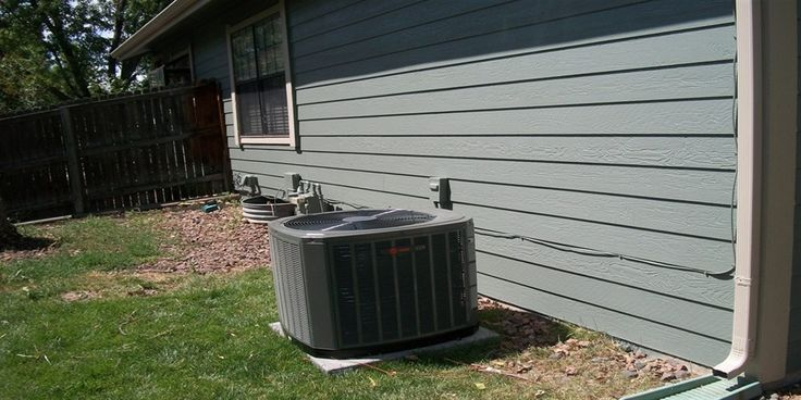 Simple Central Air Conditioning Installation ~ http://lovelybuilding.com/central-air-conditioning-installation-for-your-house/