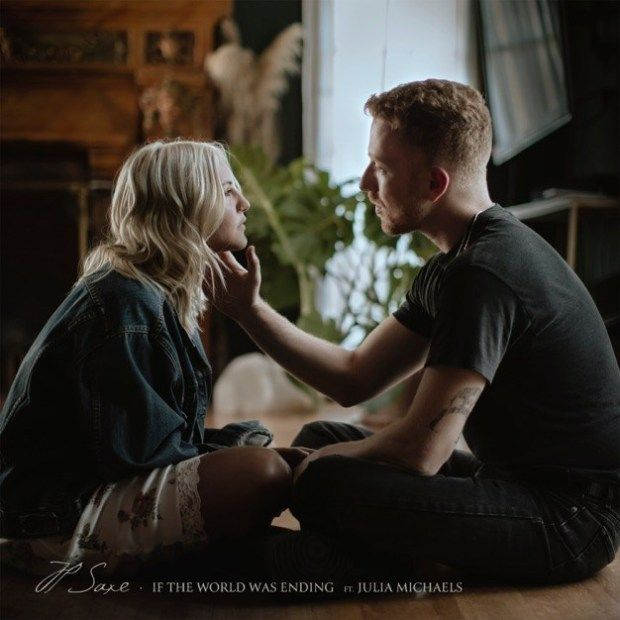Download Mp3 Jp Saxe Ft Julia Michaels If The World Was Ending Julia Michaels Michael Song Julia
