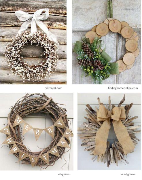 christmas wreath, christmas decor