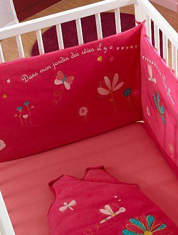 49 best Chambre bébé rose et gris FINALISATION images on Pinterest