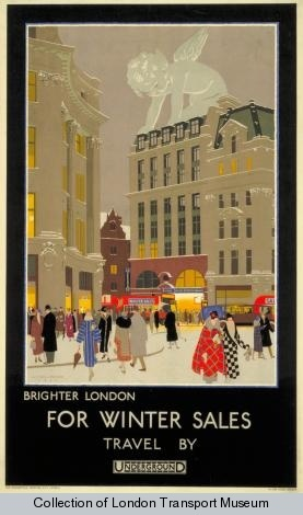 Poster 1983/4/1776 - Poster and poster artwork collection, London Transport Museum