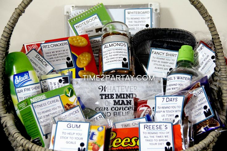 Time2Partay.blogspot.com: A New Job Survival Kit #job #gift #basket #survival #kit #personalized #meaningful #him #her #colleague #friend #funny #simple #work #manager #frame #quote #chocolate #sweets