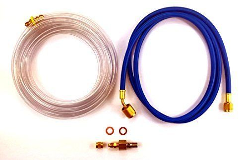 TamerX Fuel Filter Air Bleeder Service Kit For Ford