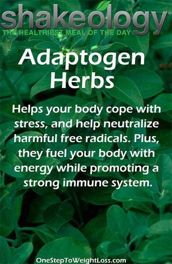 Adaptogen herbs help you adapt to life! Got stress? Poor immune system? #ShakeologySuperfoods Let's talk!  Visit BeachbodyCoach.com/Reaganh3