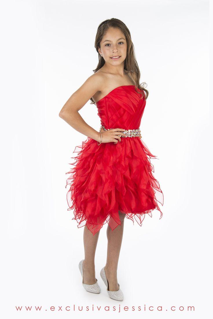 Jessica Vestidos #fiesta #gala #moda #drees #vestidos #juniors #graduación #graduaciones #mexico #DF #15Años #fifteen #graduation #ropa #cool #vestido #corto #color #rojo #red #pasion #sangre