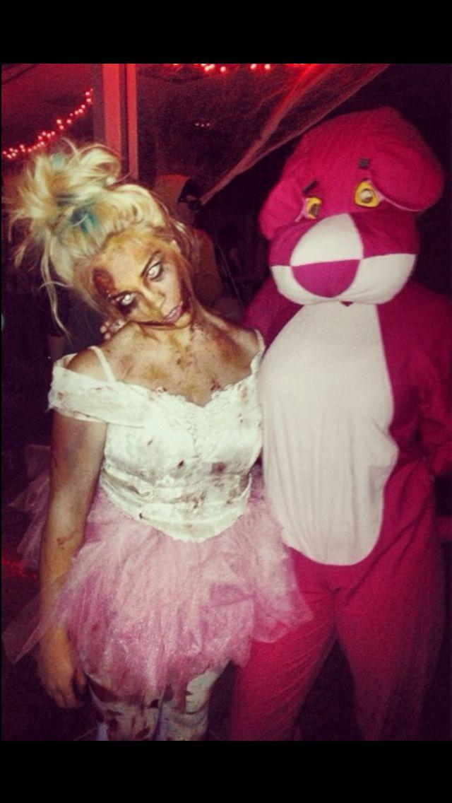 Zombie Ballerina &...