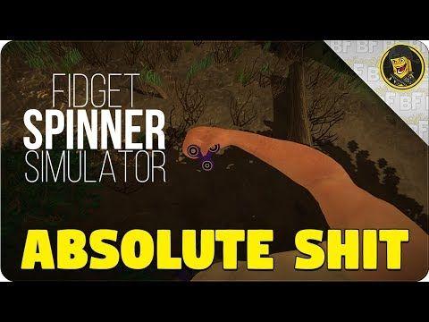 nice Fidget Spinner Simulator - Absolute Shit (Fidget Spinner EPIC Gameplay #420Blazeit)