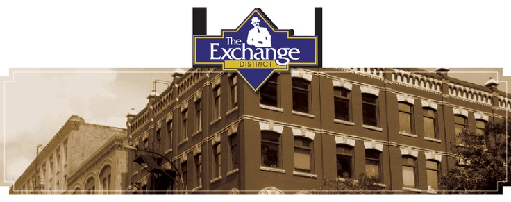 WALKING TOURS OF THE EXCHANGE DISTRICT  Tours operating June 1  to  August 31