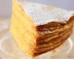 Gâteau étagé aux crêpes (facile, rapide) - Une recette CuisineAZ
