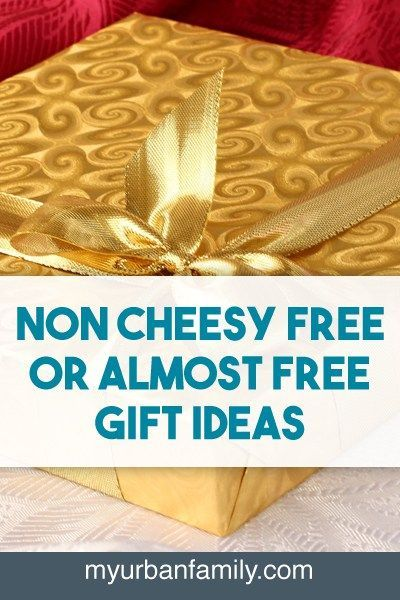 I was asked if I had any ideas for free or almost free gift ideas. So I spent some time putting together a list. See my free or almost free gift ideas!