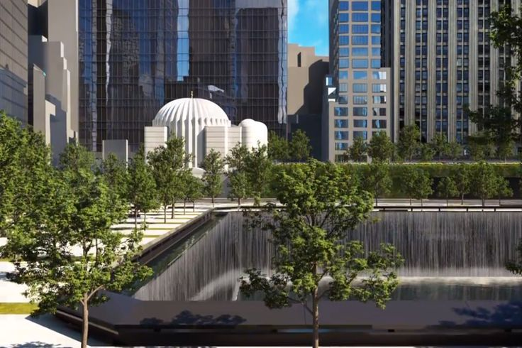 calatrava to rebuild greek orthodox church at world trade center site