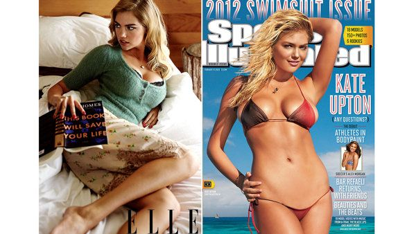 Kate Upton on Her First Sports Illustrated Cover: 'I Felt Terrible About Myself'