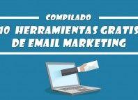 COMPILADO: 10 herramientas #GRATIS de email marketing, para que envíes correos hasta de forma ILIMITADA!!!  Un artículo que todo empresario, marketero y blogger, debería leer para aplicar hoy mismo.  #Marketing #Email #Herramientas