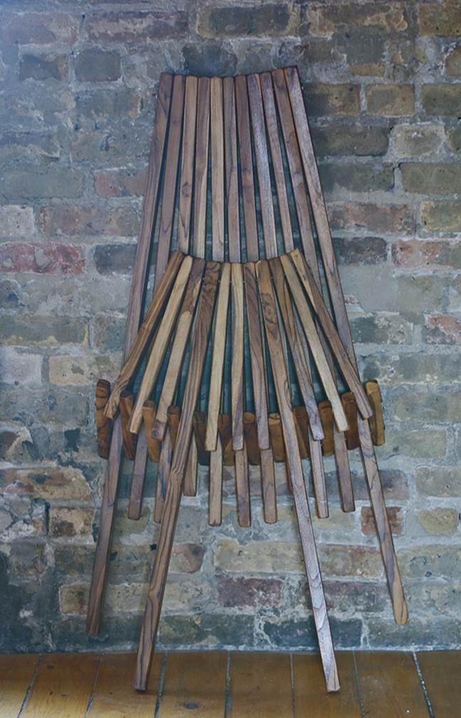 Comoda Chair // Maya Mueble