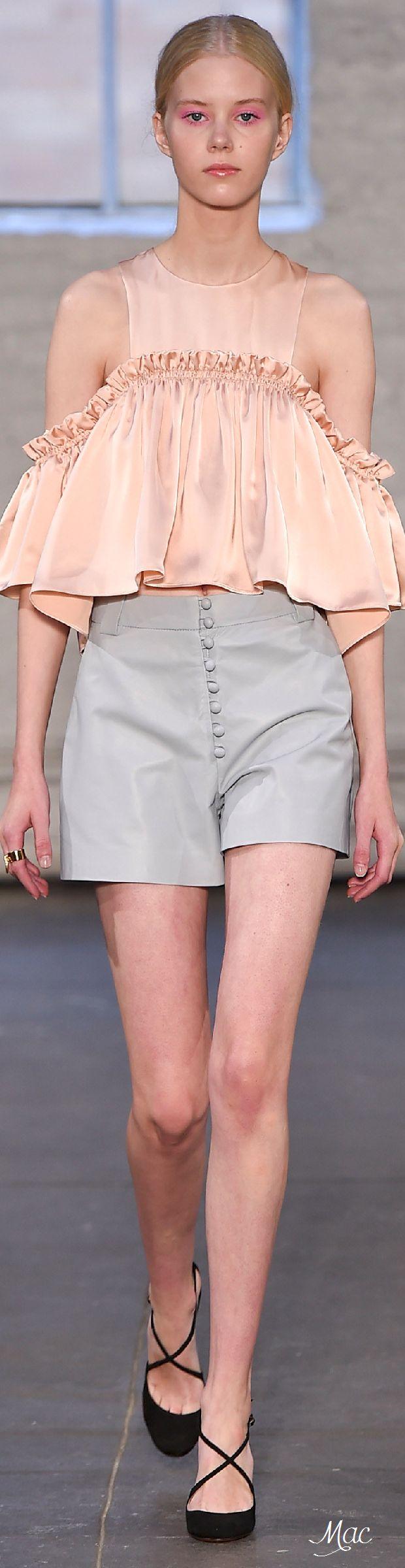 Spring 2016 Ready-to-Wear Jill Stuart