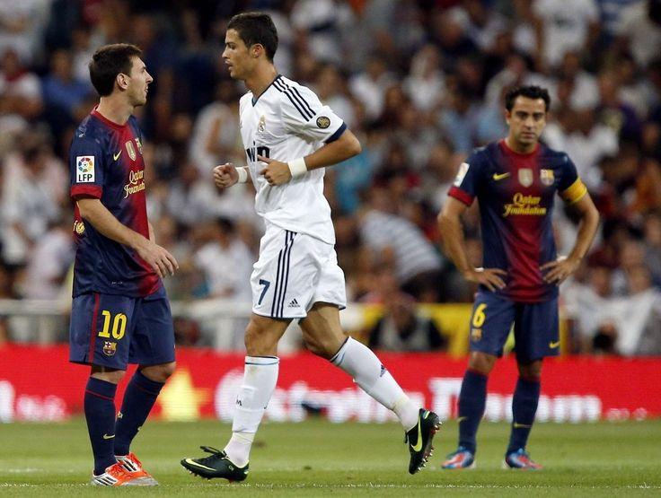 Xavi thinks Ronaldo will win Ballon d'Or: 'He has the numbers'