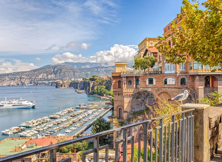 From the impressive ancient architecture, to the sumptuous food and drink, a visit to Sorrento will captivate all of your senses and should be on your short-list.