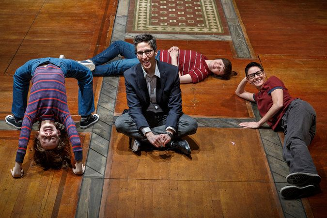 'Fun Home,' the Musical, Takes Alison Bechdel's Life to Broadway - The New York Times
