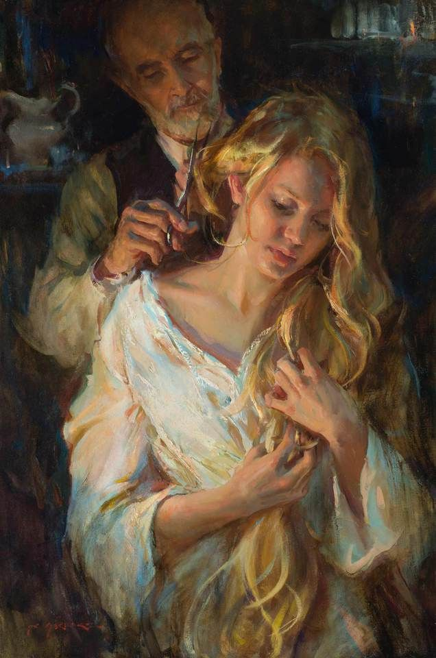 Daniel Gerhartz's latest body of work to be exhibited and sold at the Meyer Gallery… art for the home, romantic paintings, original art, original oil paintings, art by Dan Gerhartz, home decor, paintings of people, Les Miserables