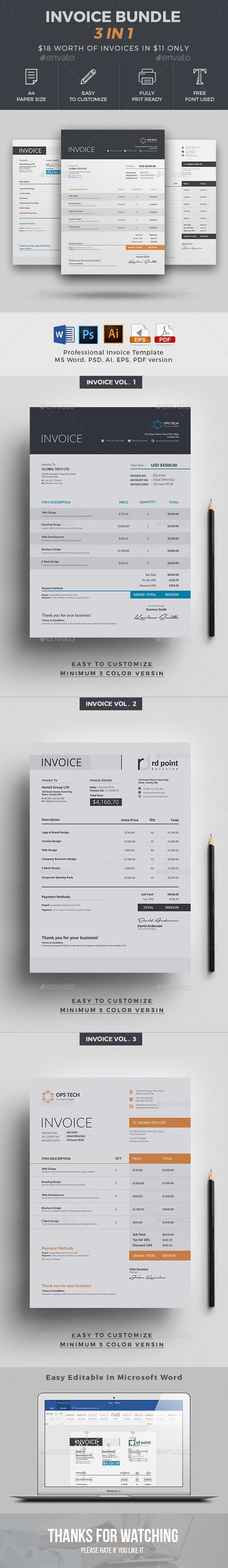 1000 ideas about invoice template on pinterest invoice for Https invoice generator com 1