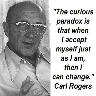 a biography of carl rogers an american psychologist and one of the founders of the humanistic approa Keywords person centered approach, organizational development, bologna  process  renowned american psychologist carl rogers (rogers, 1961, 1983 ) section 3  taking responsibility for one's own learning and shared  responsibility for the group process  • history and principles of organization  development.