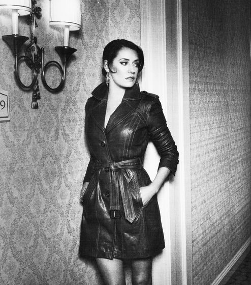 wedrinkmoriartea:  Paget Brewster is a goddess, pass it on.