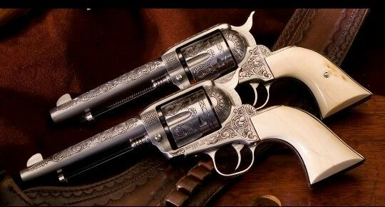 347 Best Images About Single Action Cowboy Guns On
