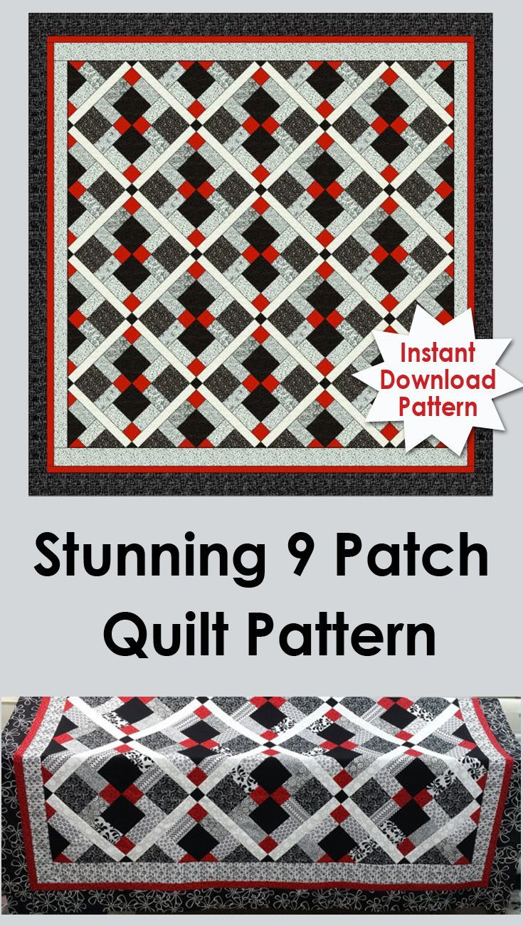 Queen Size Quilt Patterns Cool Inspiration