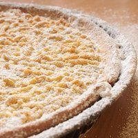 Pasta frolla agli amaretti, ricetta