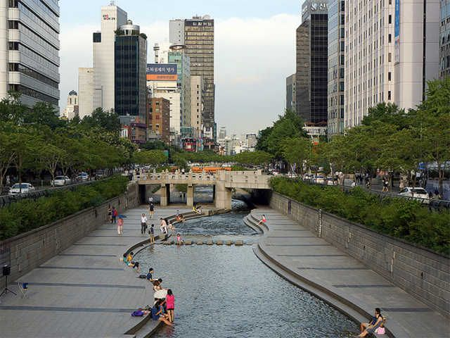 Considering the Three Pillars of Successful Urban Development, Seoul is crushing it!