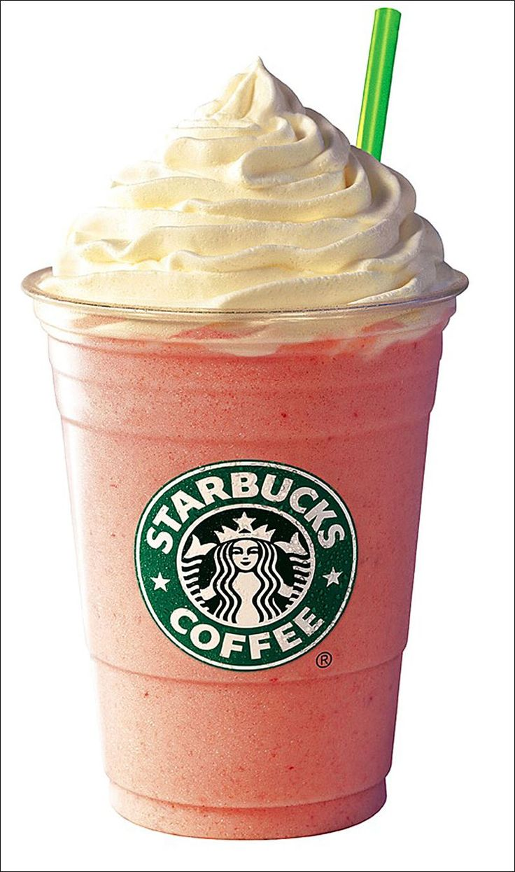 Starbucks Frappuccino | Starbucks' Strawberries & Creme Frappuccino included the extract.