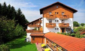 Groupon - Bayerischer Wald: 2-3 Nächte für 2 Personen mit All Inclusive und Wellness-Gutschein im Landhotel Margeritenhof in Landhotel Margeritenhof. Groupon Angebotspreis: 129€