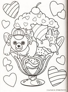 Lisa Frank Animals Coloring Pages - Bing Images