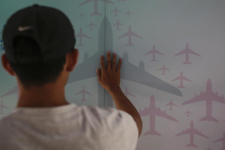Οι έρευνες για το αεροσκάφος της MH370 έφεραν στο φως πληροφορίες για τα ψάρια και την μετακίνηση ηπείρων