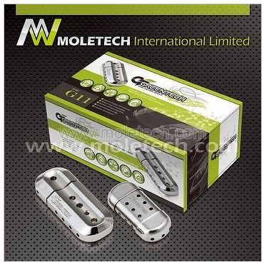 Greentech fuel Saver has been tested in over 400 private vehicles with a result of over 10% positive fuel reduction. http://www.taiwantrade.com.tw/EP/moletech/products-detail/en_US/482937/Greentech_gasoline_fuel_saver,_car_accessories,_car_parts,_eco_product,_green_product/
