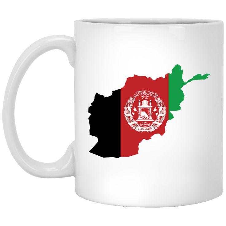 afghanistan flag -01 11 oz. Mug