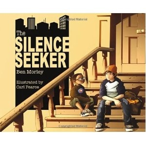 """The Silence Seeker"".. a children's book about a family of asylum seekers"