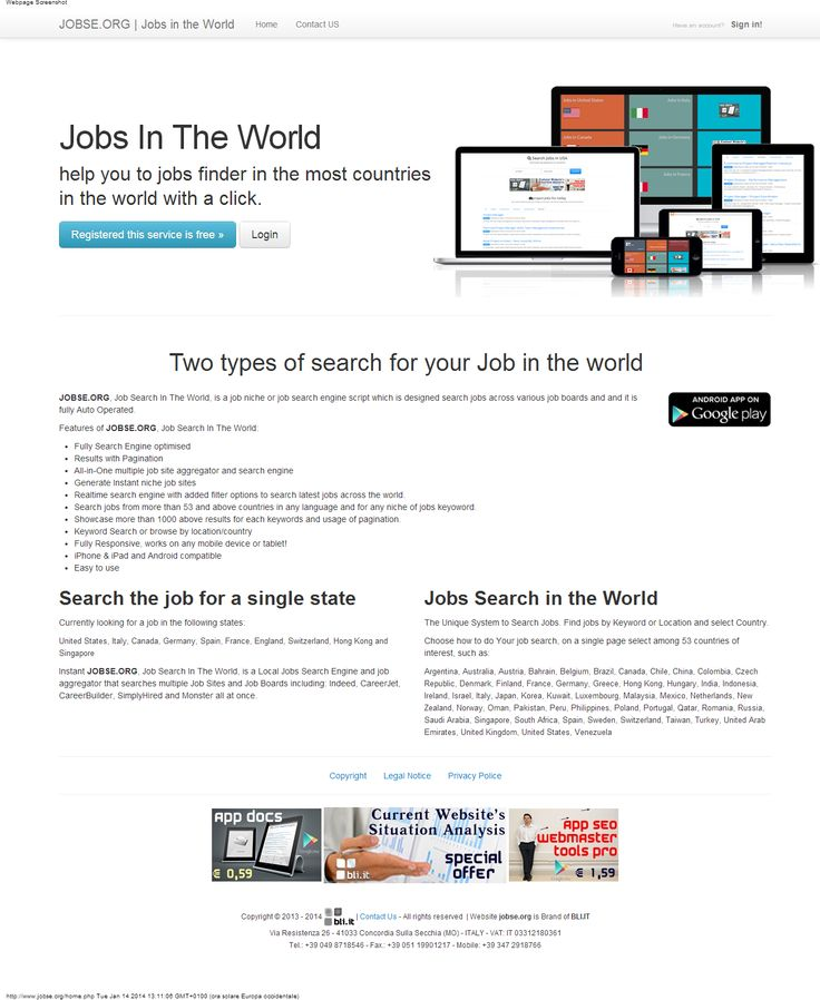 jobs in the world help you to jobs finder in the most countries in the world with a click - Find Local Jobs Using Local Job Search Sites