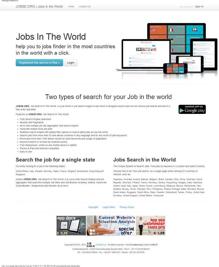Best 25+ Job finder websites ideas on Pinterest Career finder - webmaster job description