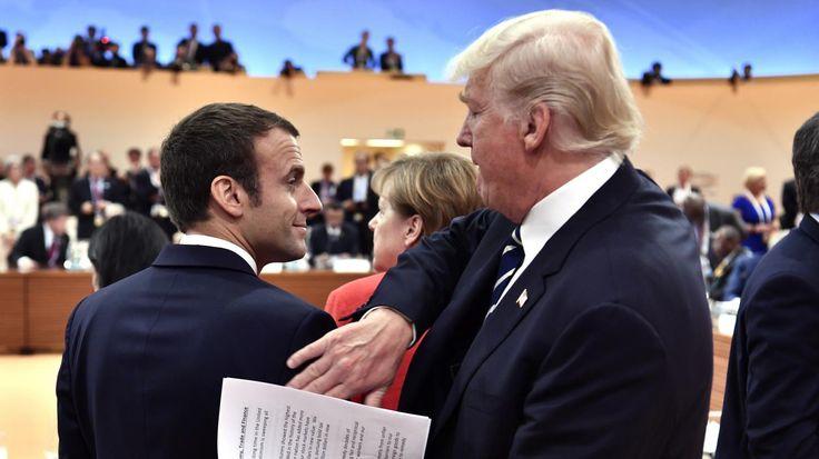 Le président des Etats-Unis est invité au défilé du 14-Juillet. Pourtant, il entretient depuis plusieurs décennies une relation compliquée avec les Français.